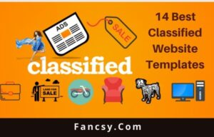 Classified Website Templates